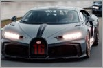 Bugatti Chiron Pur Sport offered for first test drives
