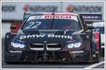 BMW M4 DTM secures podium at Zolder