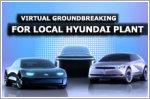 Virtual groundbreaking ceremony for local Hyundai plant