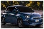 Fiat 500 wins Red Dot Award for design concept