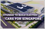 Hyundai to build electric cars for Singapore