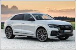 Audi reveals plug-in hybrid variants for the Q8