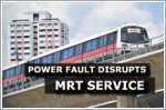 Power fault disrupts MRT service on NSL and EWL