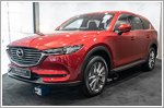 Mazda CX-8 now available in Singapore