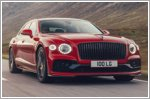 Bentley unveils the Flying Spur V8