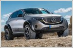 Mercedes releases the EQC 4x4<sup>2</sup>