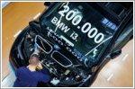 BMW i3 hits 200,000 unit production milestone