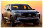 Acura previews the new MDX prototype