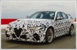 Alfa Romeo Giulia GTA undergoes further testing with Formula One drivers