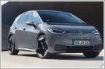 Volkswagen ID.3 scores top marks in Euro NCAP test