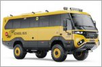 Torsus reveals the Praetorian off-road school bus