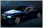A bespoke Rolls-Royce Wraith inspired by Earth
