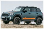 The MINI Countryman powered by X-raid