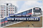 Power cables to be replaced after MRT disruption
