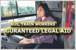 Public transport workers guaranteed legal support in cases of abuse