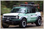 Ford unveils the Bronco Wildland Fire Rig concept