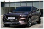 Genesis previews the GV70 luxury SUV