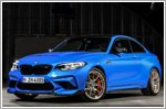 The new BMW M2 CS is now in Singapore