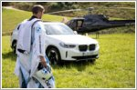 BMW i powers an electric wingsuit