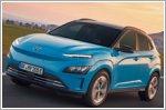 The updated Hyundai Kona Electric revealed