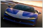 Ferrari releases the SF90 Spider