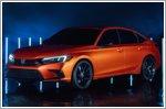 Honda reveals the 2022 Civic prototype
