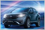 Kah Motor introduces the 2021 Honda CR-V together with a year end sale
