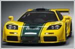 A book on the definitive history of the McLaren F1 GTR