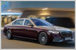 Mercedes reveals the Mercedes-Maybach S-Class