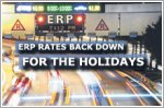 ERP rates at gantries along the CTE to be reduced for the school holiday period
