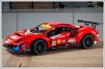 LEGO unveils the LEGO Technic Ferrari 488 GTE