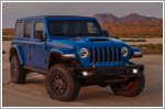 Jeep unveils the Wrangler Rubicon 392 with an iconic 6.4 litre V8