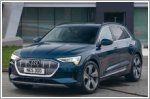 Audi further improves the e-tron product line with 22kW of AC charging power