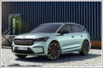 Skoda begins production of the Enyaq iV at its Mlada Boleslav facility