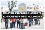 Malaysia proposes changes to KL-S'pore High Speed Rail project