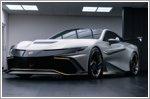 Naran Automotive reveals the Naran GT3-inspired hypercar