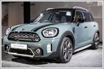 The updated MINI Countryman now available in Singapore