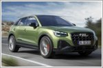 Audi releases the facelifted SQ2, now with an even sharper design