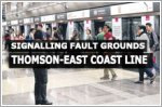 Signalling fault grounds Thomson-East Coast Line train services