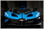 An insight into designing the Bugatti Bolide
