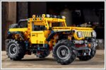 The new LEGO Technic Jeep Wrangler