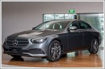Mercedes-Benz launches the facelift E-Class