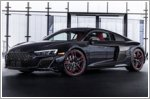 Audi introduces the R8 Panther Edition