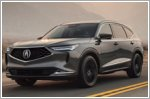 The 2022 Acura MDX debuts as Acura's new flagship model