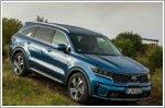 New Kia Sorento gets top Euro NCAP rating