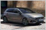 The new Hyundai i30 Hatchback