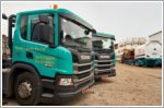 Wendy Transport renews Ecolution agreement with Scania Singapore