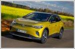 The Volkswagen ID.4's intelligent energy recuperation concept