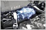 Lexus reveals DIRECT4, its next generation electric drive control technology
