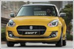 The updated Suzuki Swift launched in Singapore